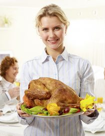 Enjoying Thanksgiving With Menopause