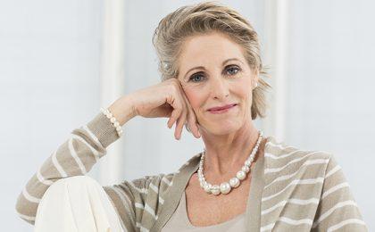 women going through menopause