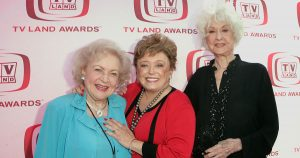 Golden Girls cast members