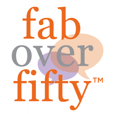 Fab Over Fifty Logo